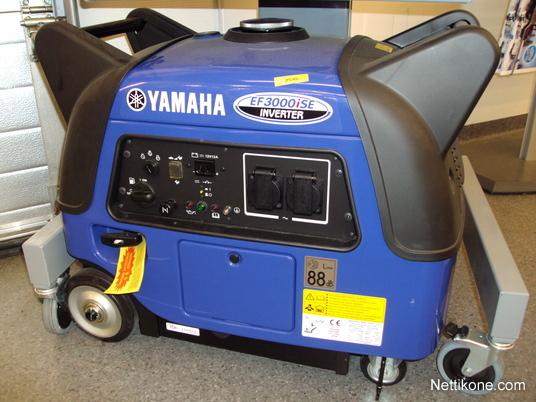 Yamaha EF3000iS Inventer generator, 2019 - Nettikone