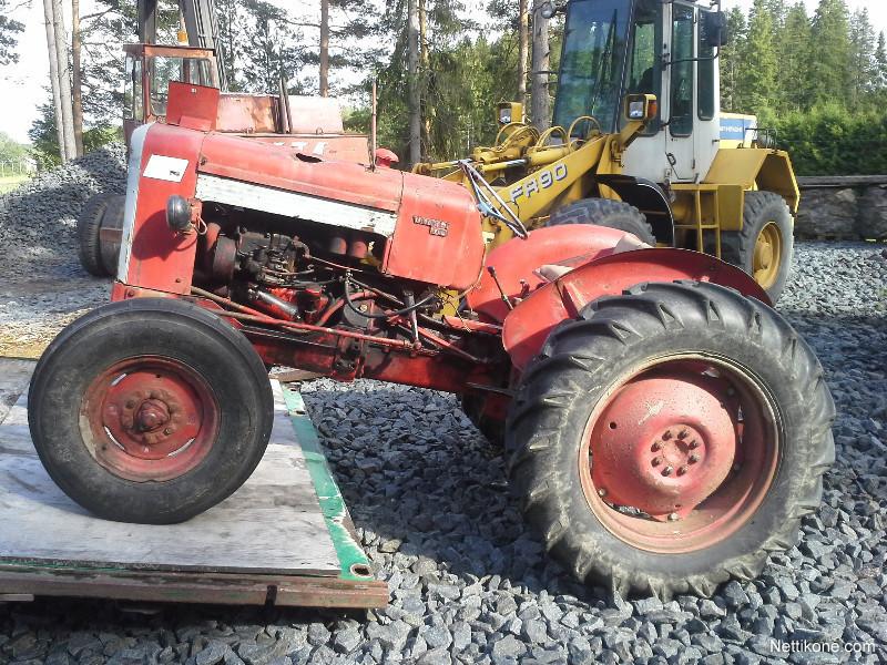 Valmet 361 d traktorit, 1962 - Nettikone
