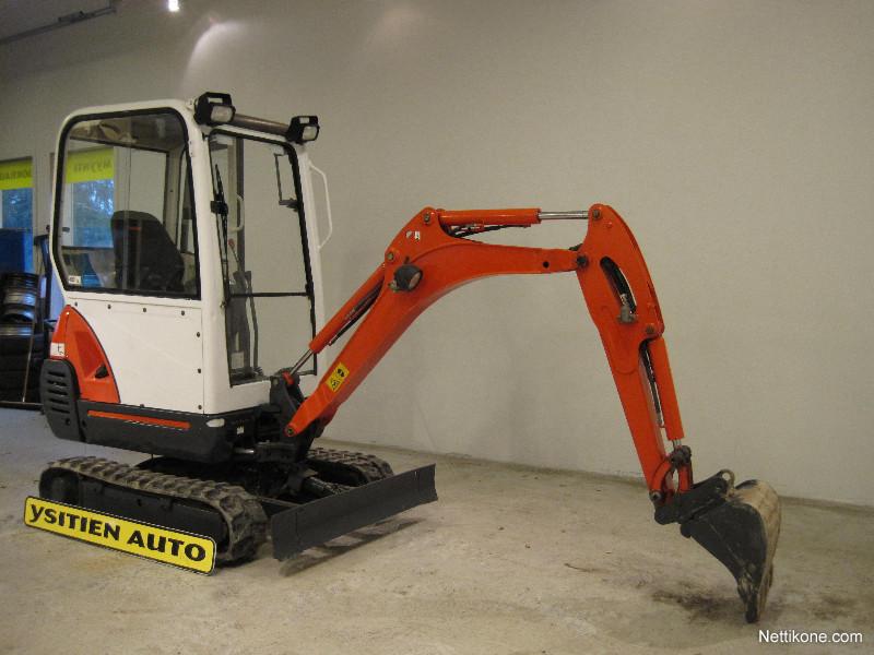 kubota kx 41 3 excavators nettikone. Black Bedroom Furniture Sets. Home Design Ideas