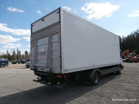 Mercedes benz atego 1324 l trucks 2008 nettikone for 2008 mercedes benz truck
