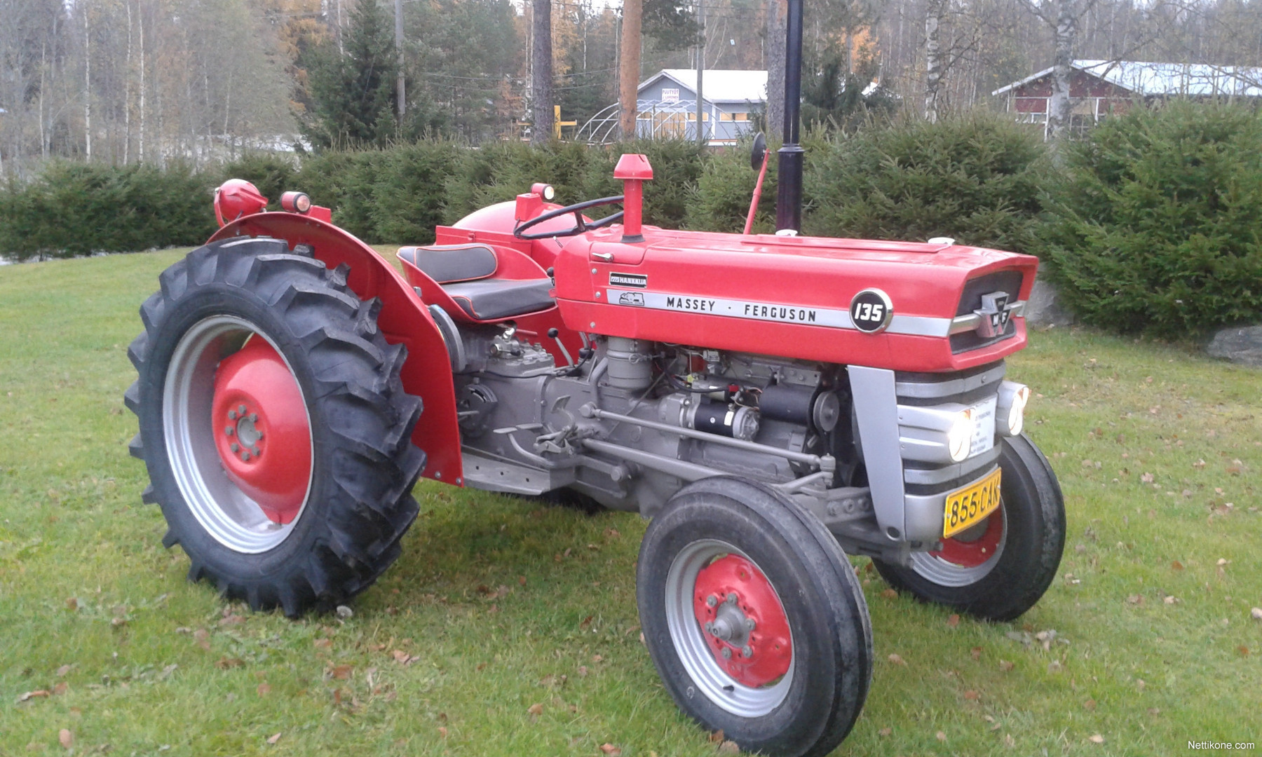 1966 Massey Ferguson Tractor : Massey ferguson tractors nettikone