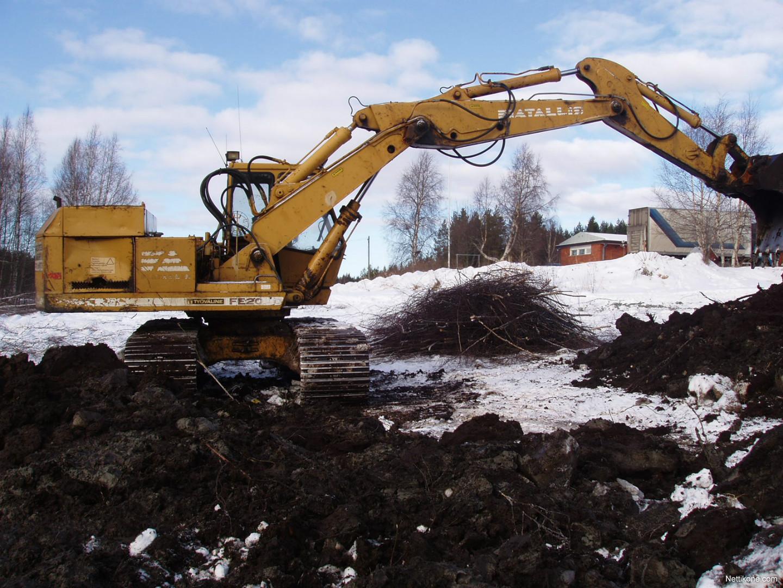 Fiat allis fe20hd excavators 1989 nettikone - Western mass craigslist farm and garden ...