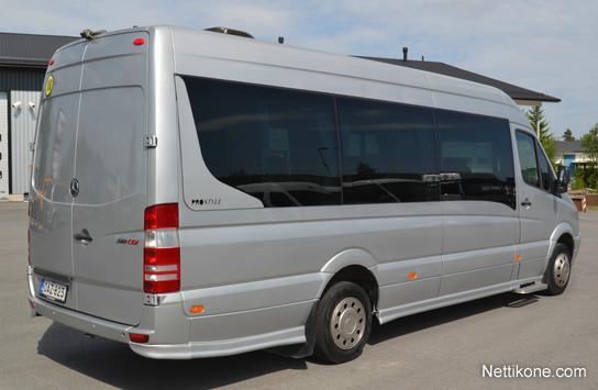 Mercedes benz sprinter 518 cdi bus coach 2008 nettikone for Mercedes benz sprinter accessories