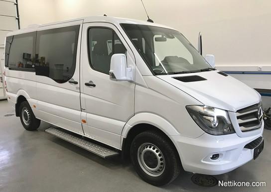 Mercedes benz sprinter 319 cdi bus coach nettikone for Mercedes benz 319 bus for sale