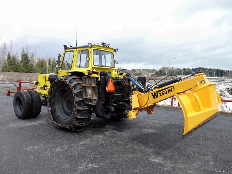 Volvo Bm 650 Tractors Nettikone