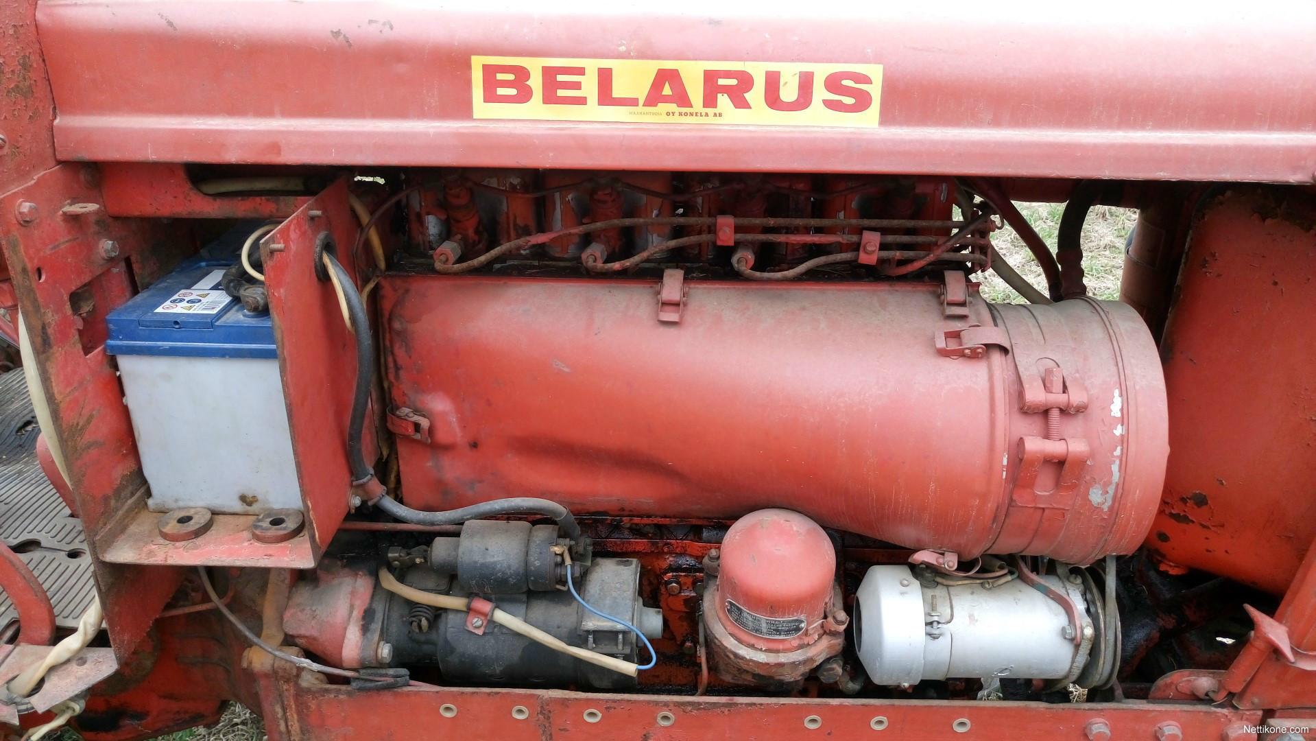 Belarus T40 Katso Video Tractors