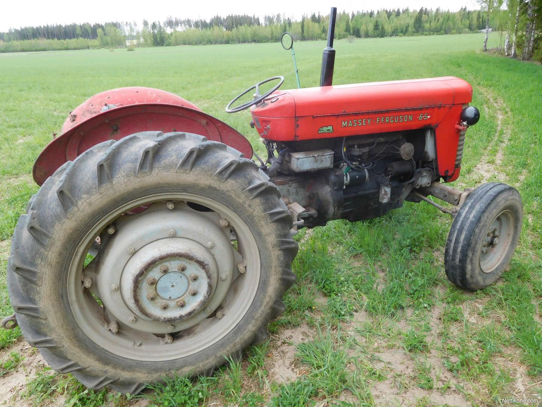 Massey Ferguson 65 Blade : Massey ferguson mark ii tractors nettikone
