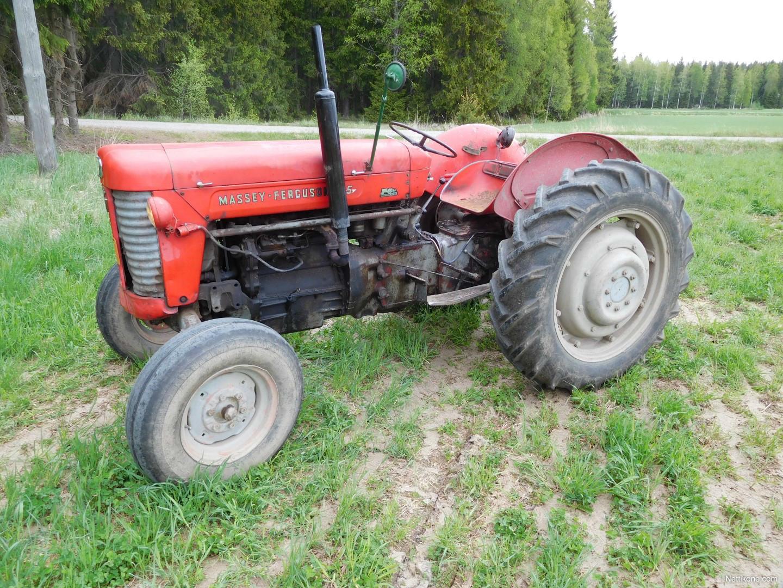 Massey Ferguson 65 Wheels : Massey ferguson mark ii tractors nettikone