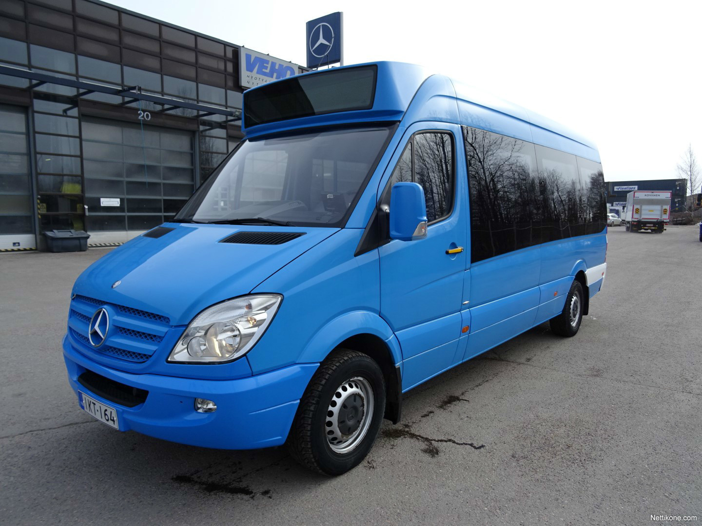 mercedes benz sprinter 316 cdi linja auto 2012 nettikone. Black Bedroom Furniture Sets. Home Design Ideas