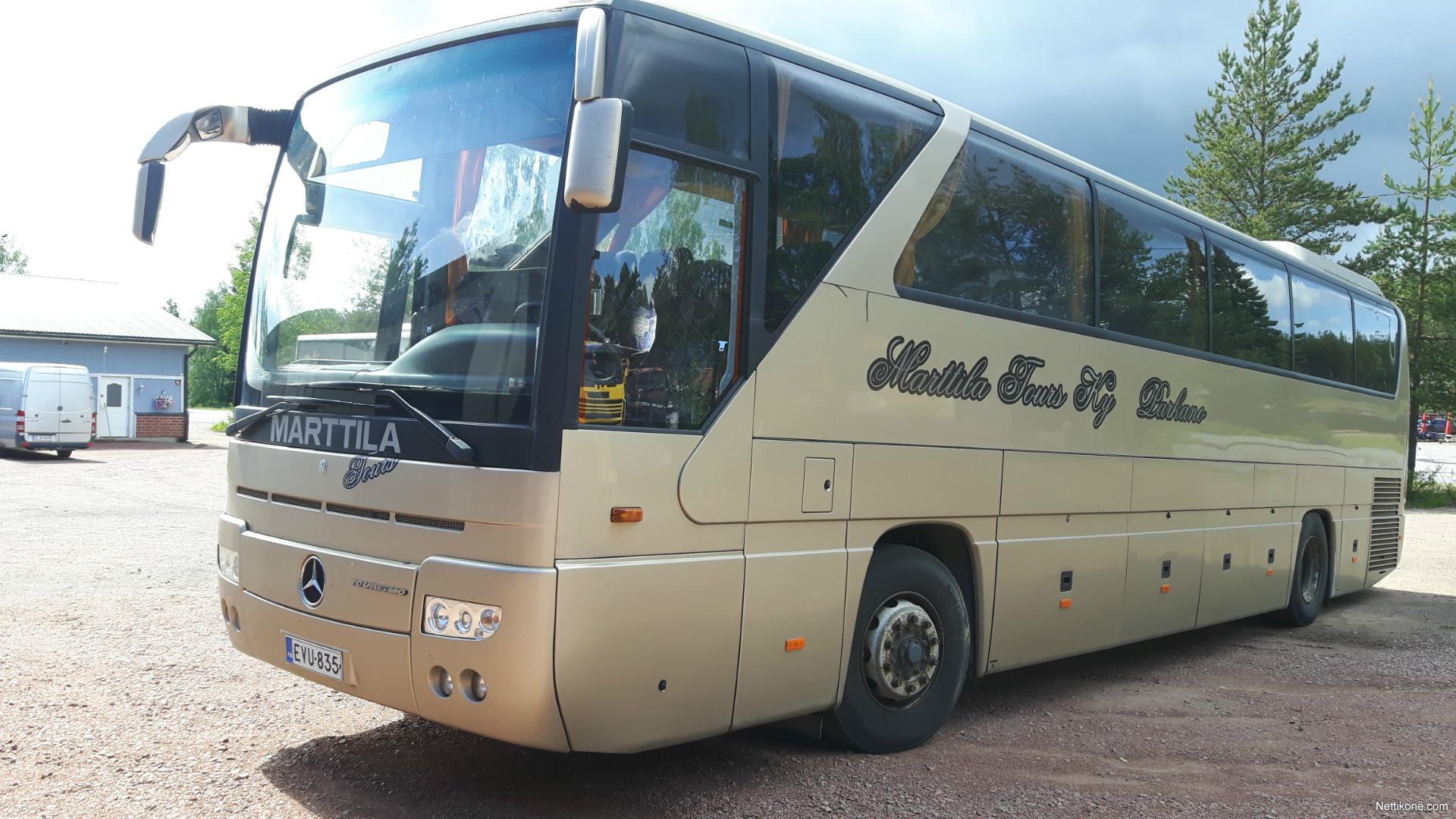 Mercedes benz tourismo bus coach 2004 nettikone for Mercedes benz tourismo coach