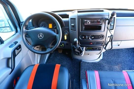 Mercedes-Benz Sprinter 516 CDI XXXL 24 seats bus/coach, 2010 - Nettikone