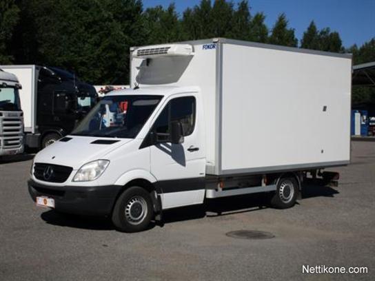 mercedes benz sprinter 316 cdi trucks 2012 nettikone. Black Bedroom Furniture Sets. Home Design Ideas