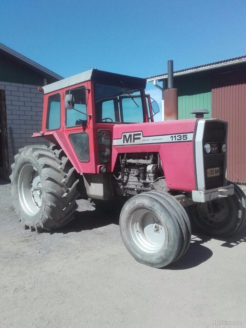 MASSEY-FERGUSON 1135 | Massey tractors | Pinterest | Tractor