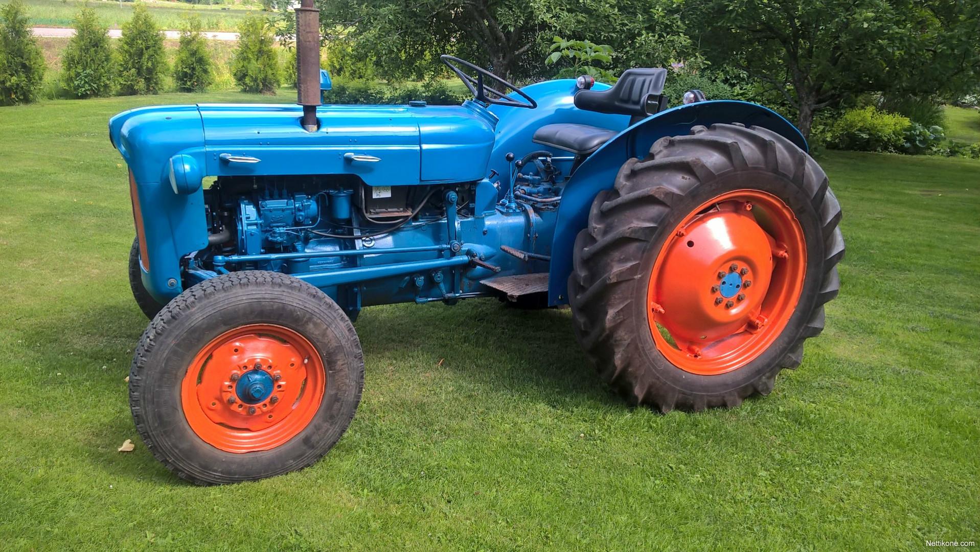 1961 Fordson Dexta Tractor : Fordson dexta tractors nettikone