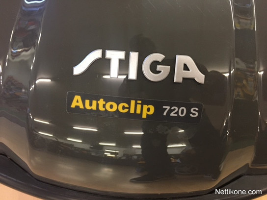 Stiga AUTOCLIP 720 S