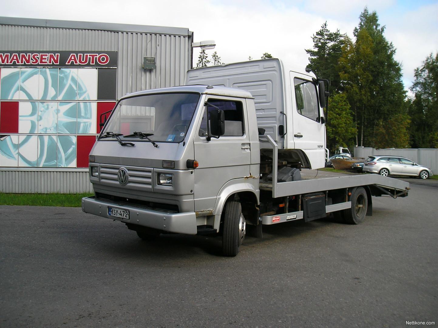myyt v n volkswagen l 80 7 49 vehicle transportation 1995 nettiauto. Black Bedroom Furniture Sets. Home Design Ideas