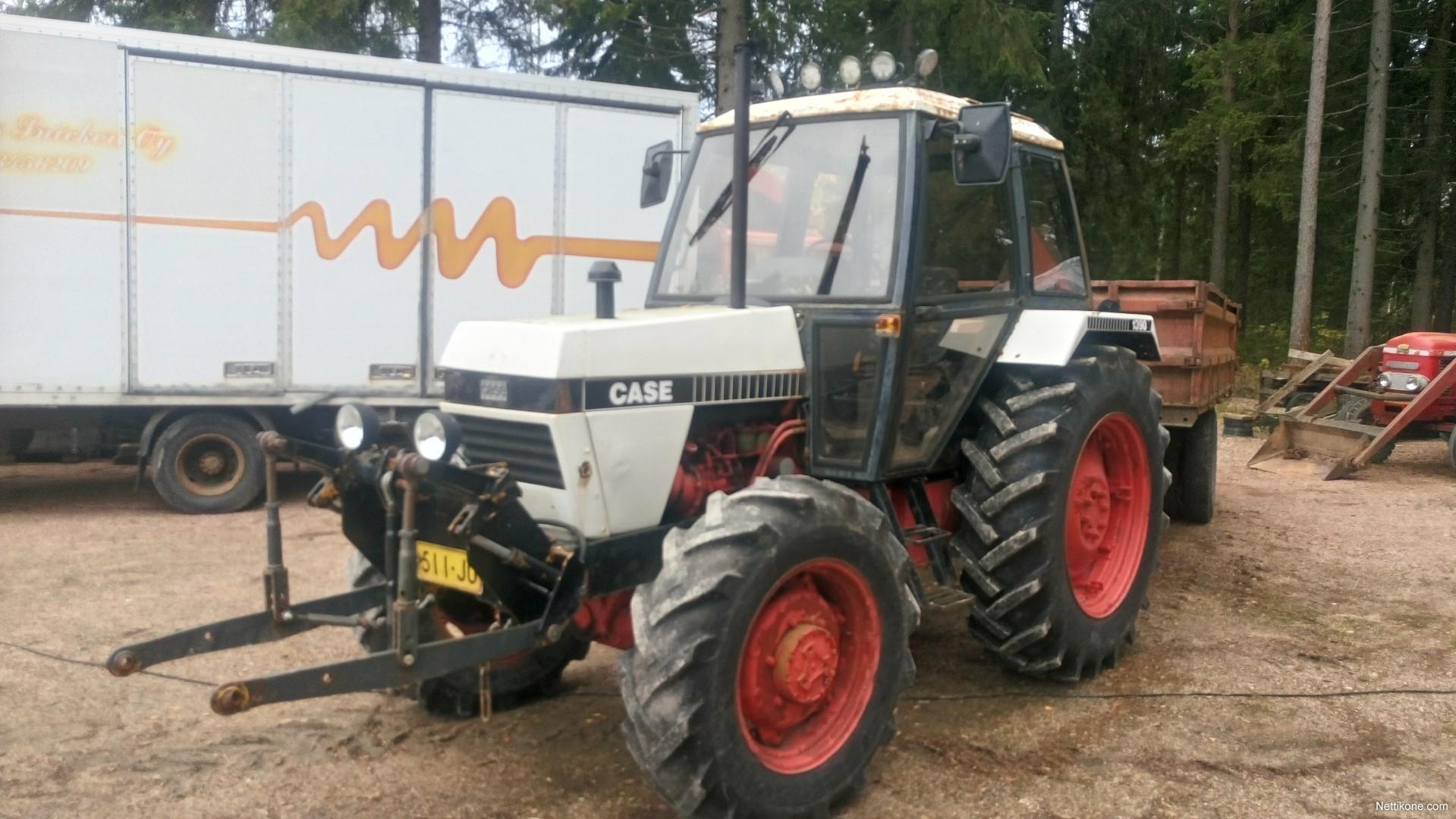 1982 Case Tractors : Case tractors nettikone