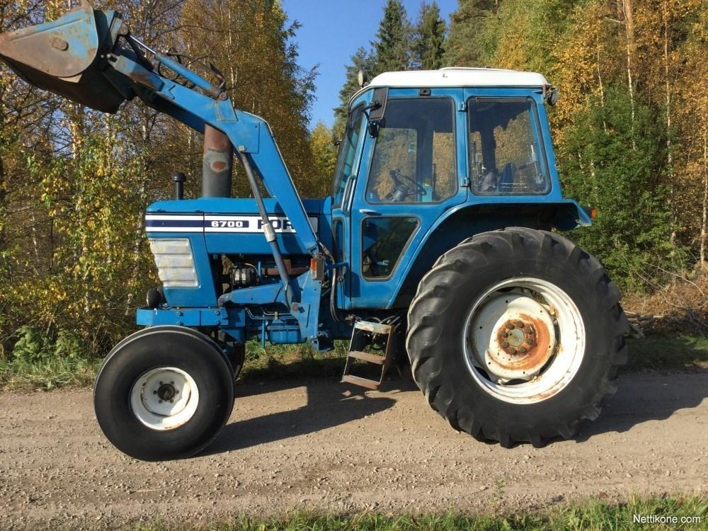 6700 Ford Tractor : Ford tractors nettikone