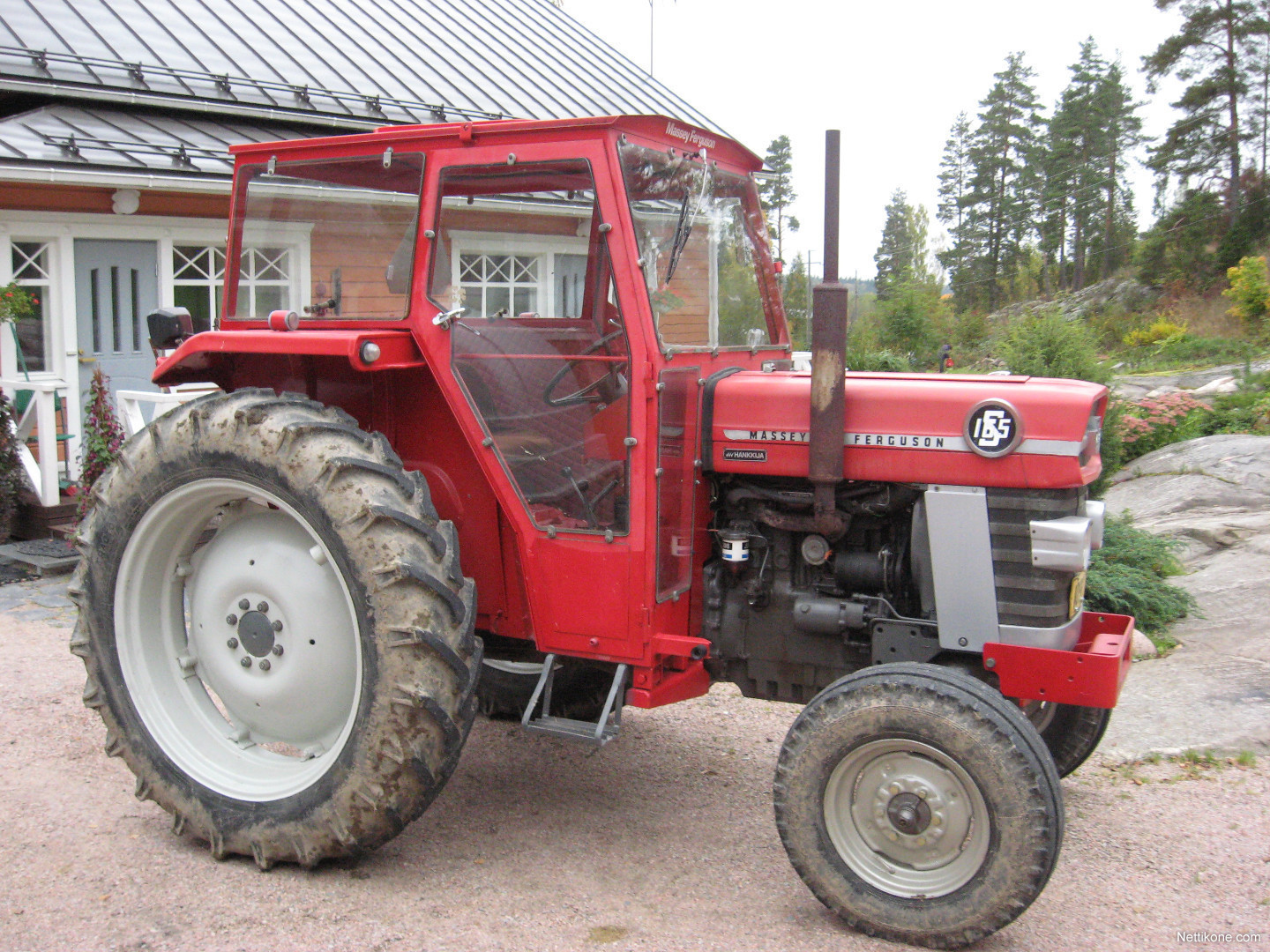 massey ferguson 165 s 76 tractors nettikone. Black Bedroom Furniture Sets. Home Design Ideas