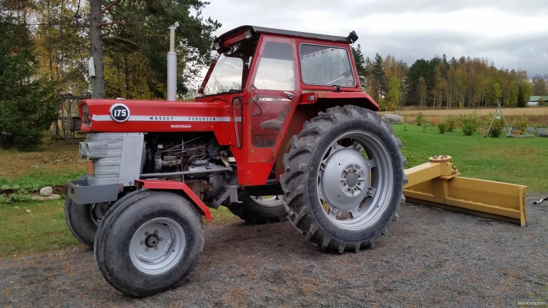 Massey 175 Diesel : Massey ferguson traktorit nettikone