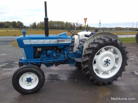 1968 Ford 2000 Diesel Tractor : Ford tractors nettikone