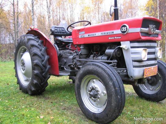 1966 Massey Ferguson Tractor : Massey ferguson multipower tractors nettikone
