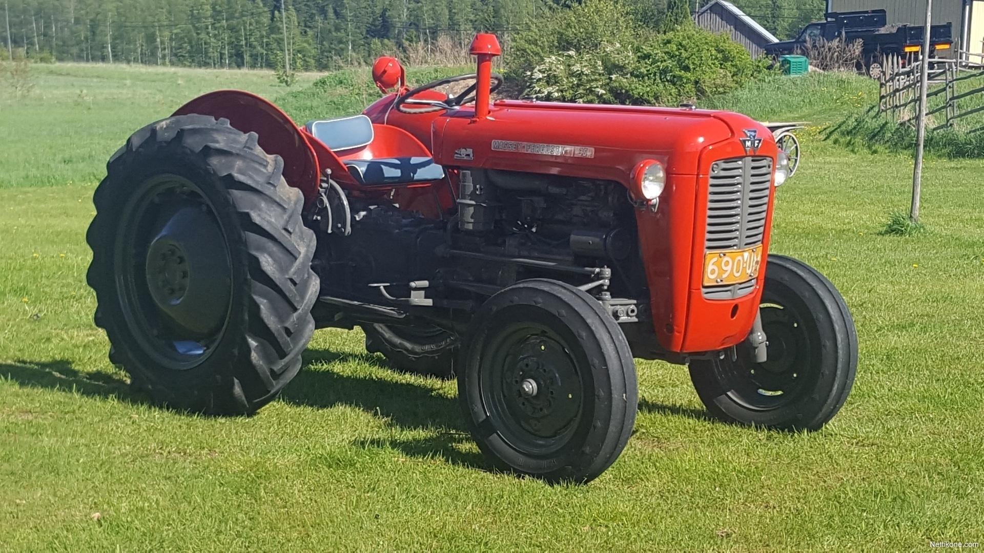 Massey 35 Perkins Diesel 1961 : Massey ferguson traktorit nettikone
