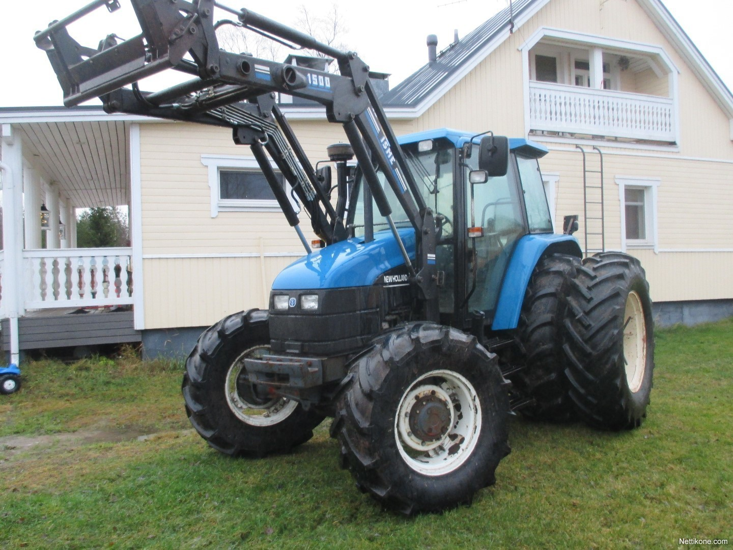 New holland Ts 100 Manual