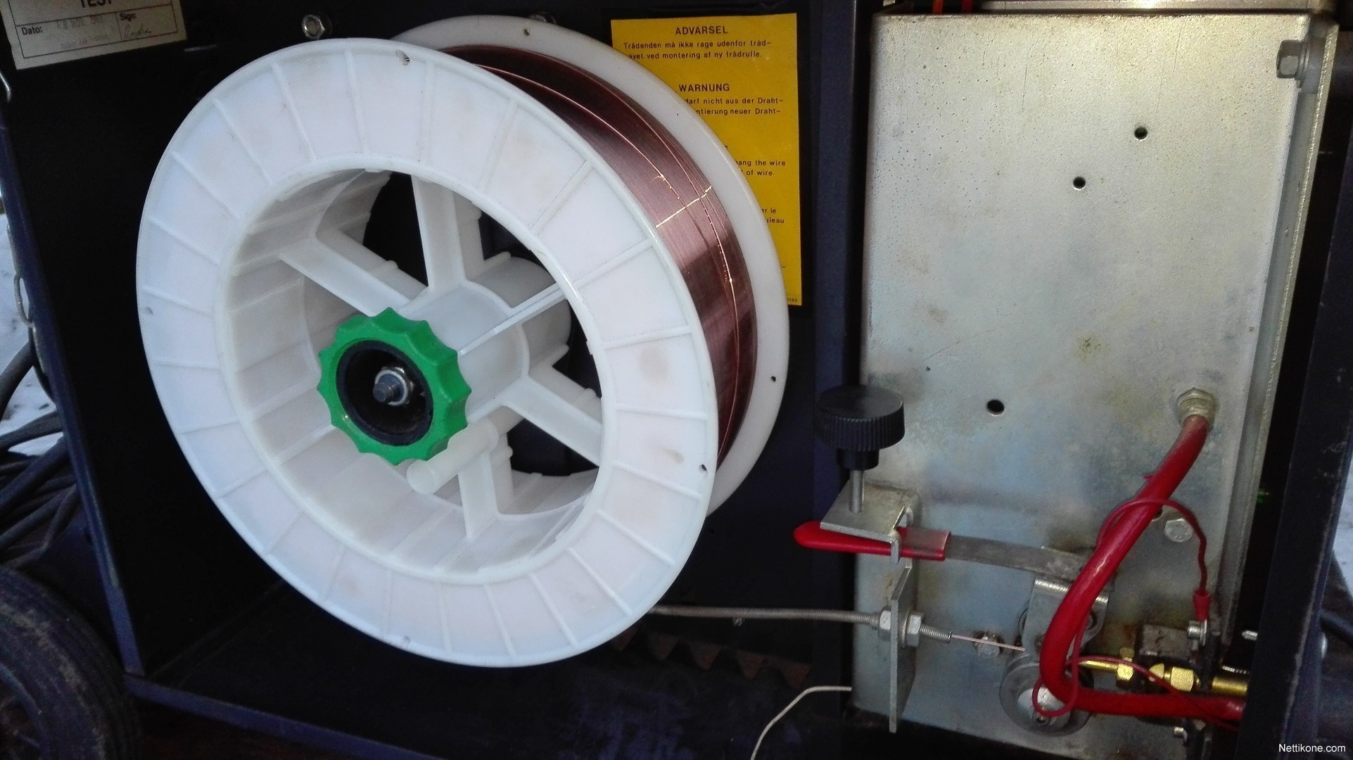 Migatronic 5000 mono welding machines - Nettikone