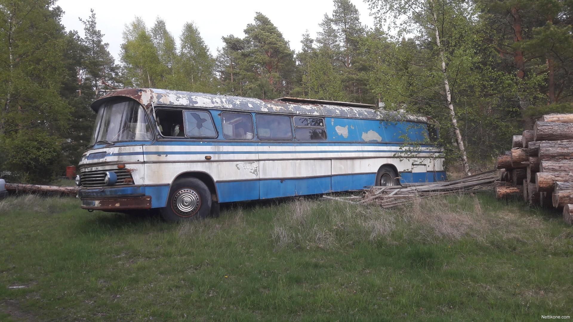 Scania vabis linja-auto - Nettikone