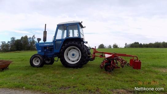 Tractor Data Ford 7600 : Ford tractors nettikone