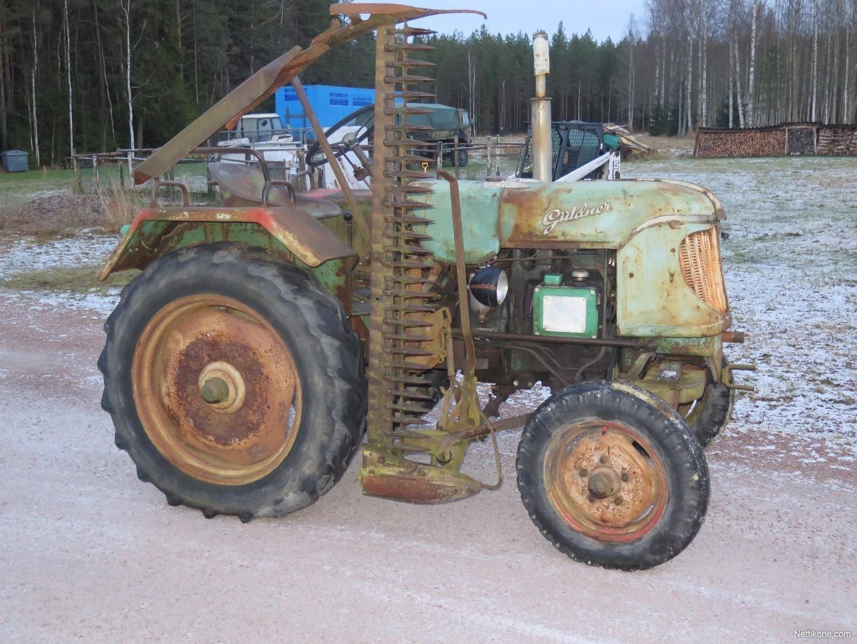 Traktori Osat