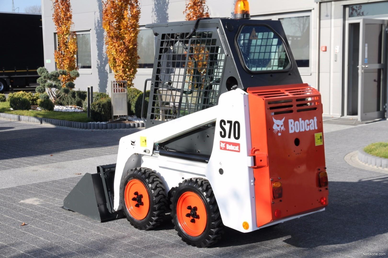 Bobcat Mini Skid Steer : Bobcat mini skid steer loader s like new loaders