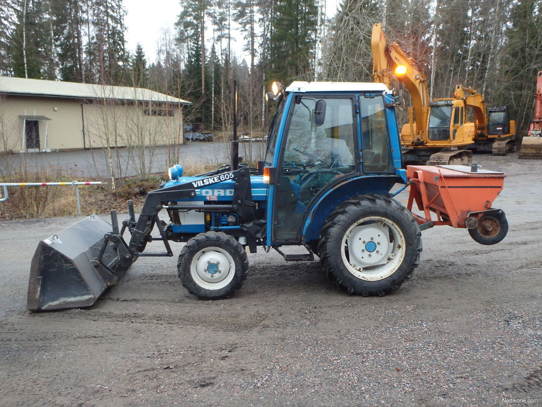 Ford 1710 Loader : Ford etukuormaaja tractors nettikone