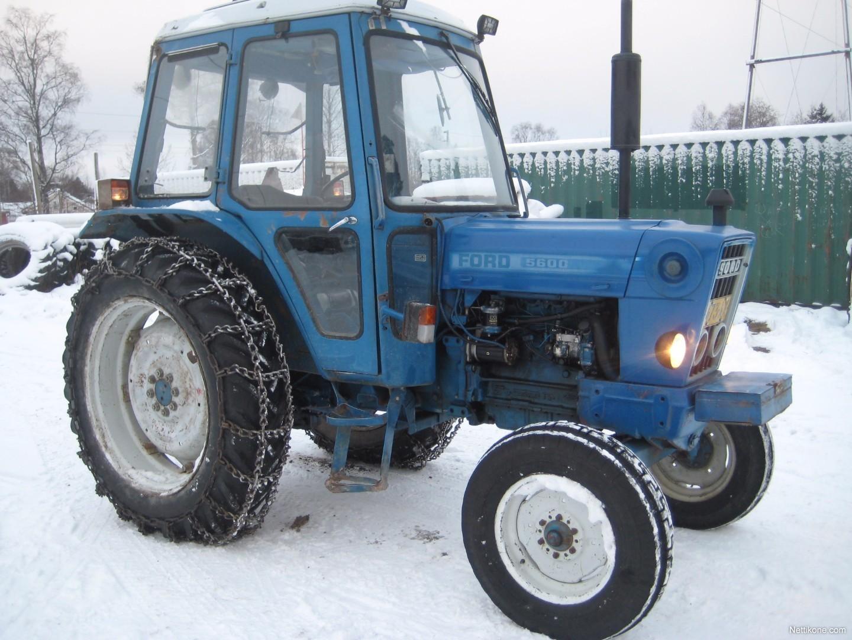 Ford 5600 Tractor : Ford tractors nettikone