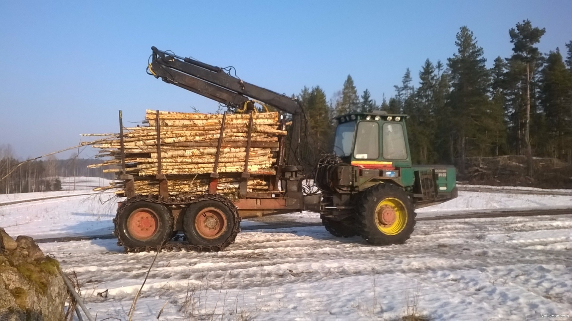 Traktorin Liikennevakuutus