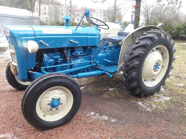 Super Dexta Tractor : Fordson super dexta tractors nettikone