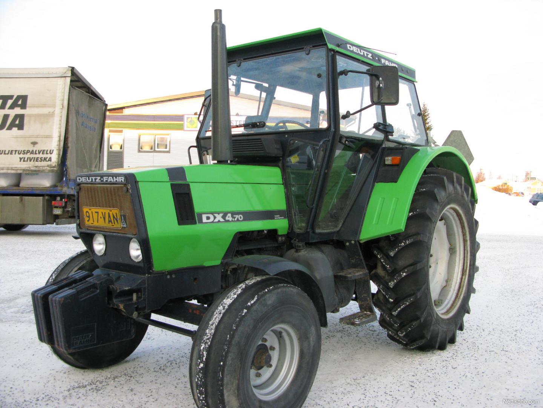 deutz fahr dx 470 turbo multispeed tractors 1988 nettikone rh nettikone com