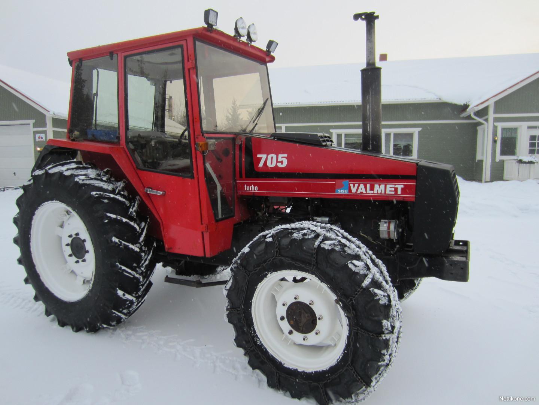 Käytetyt Traktorit Valmet