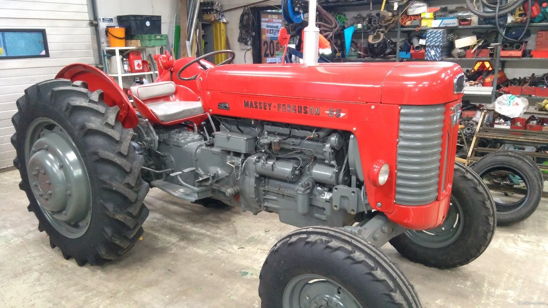 Massey Ferguson 65 Wheels : Massey ferguson vaihdossa kylvökone tractors nettikone