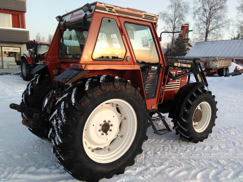 fiat 85 90 tractors 1993 nettikone