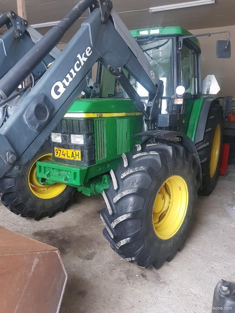 Enlarge image. Tractors-John Deere