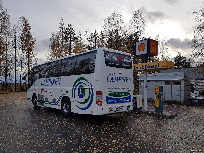Volvo 9700hd linja auto 2007 nettikone for Linja 40 mobilia
