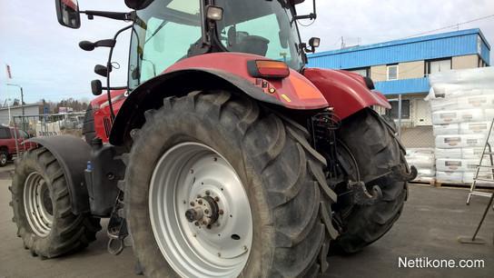 saada verkkoon jaloilla kuvia uusi kokoelma Case IH PUMA 160 CVX traktorit, 2012 - Nettikone