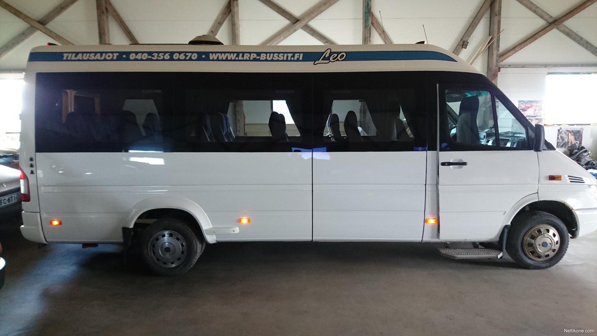 Mercedes-Benz sprinter 416 cdi bus/coach, 2004 - Nettikone