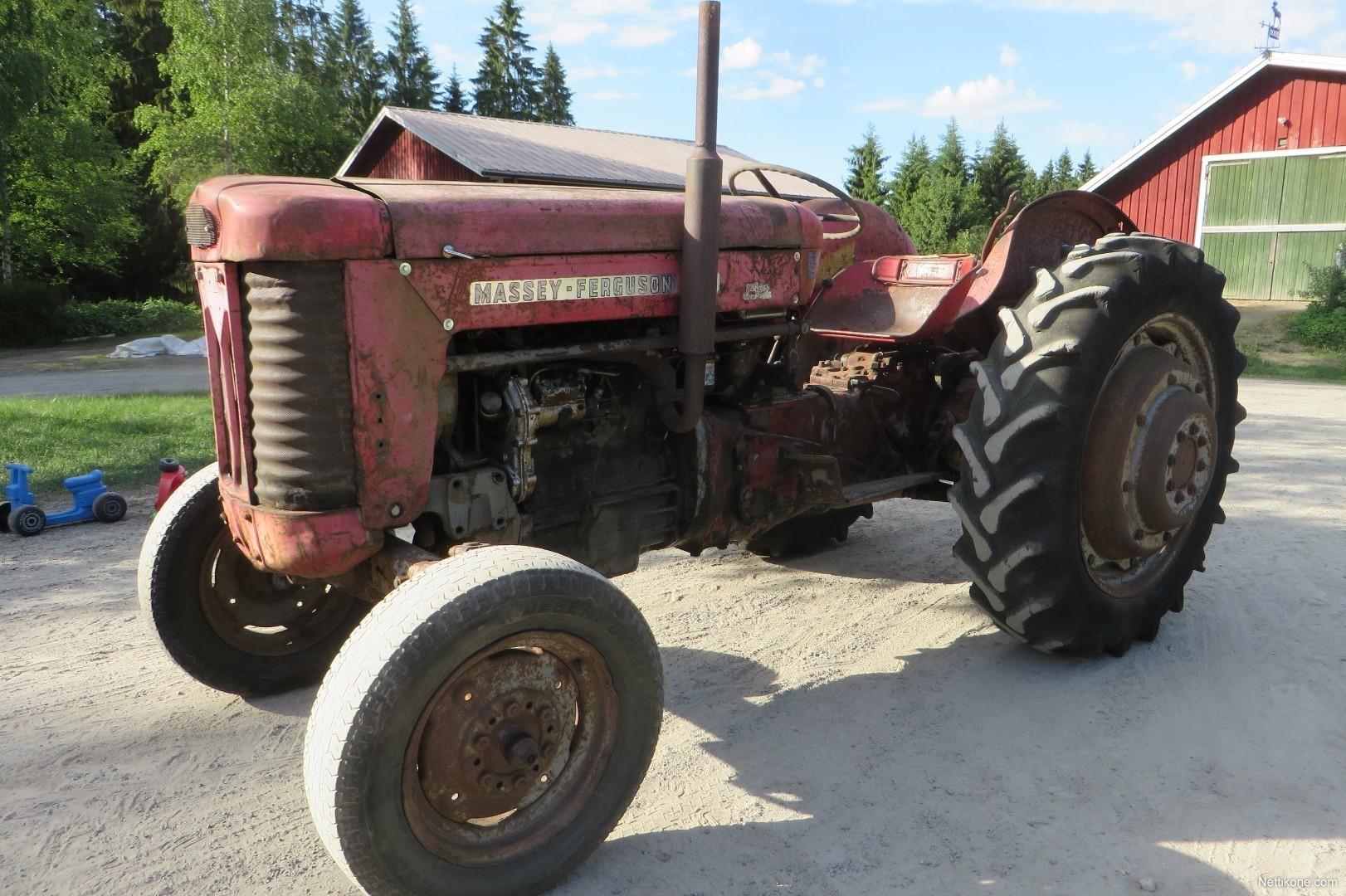Massey Ferguson 65 Wheels : Massey ferguson tractors nettikone