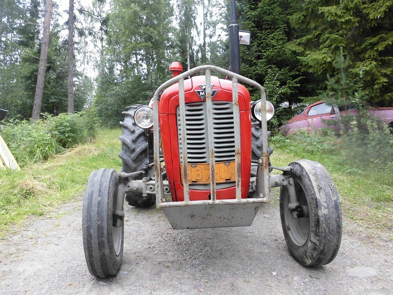 1961 Massey Ferguson 35 Diesel : Massey ferguson traktorit nettikone