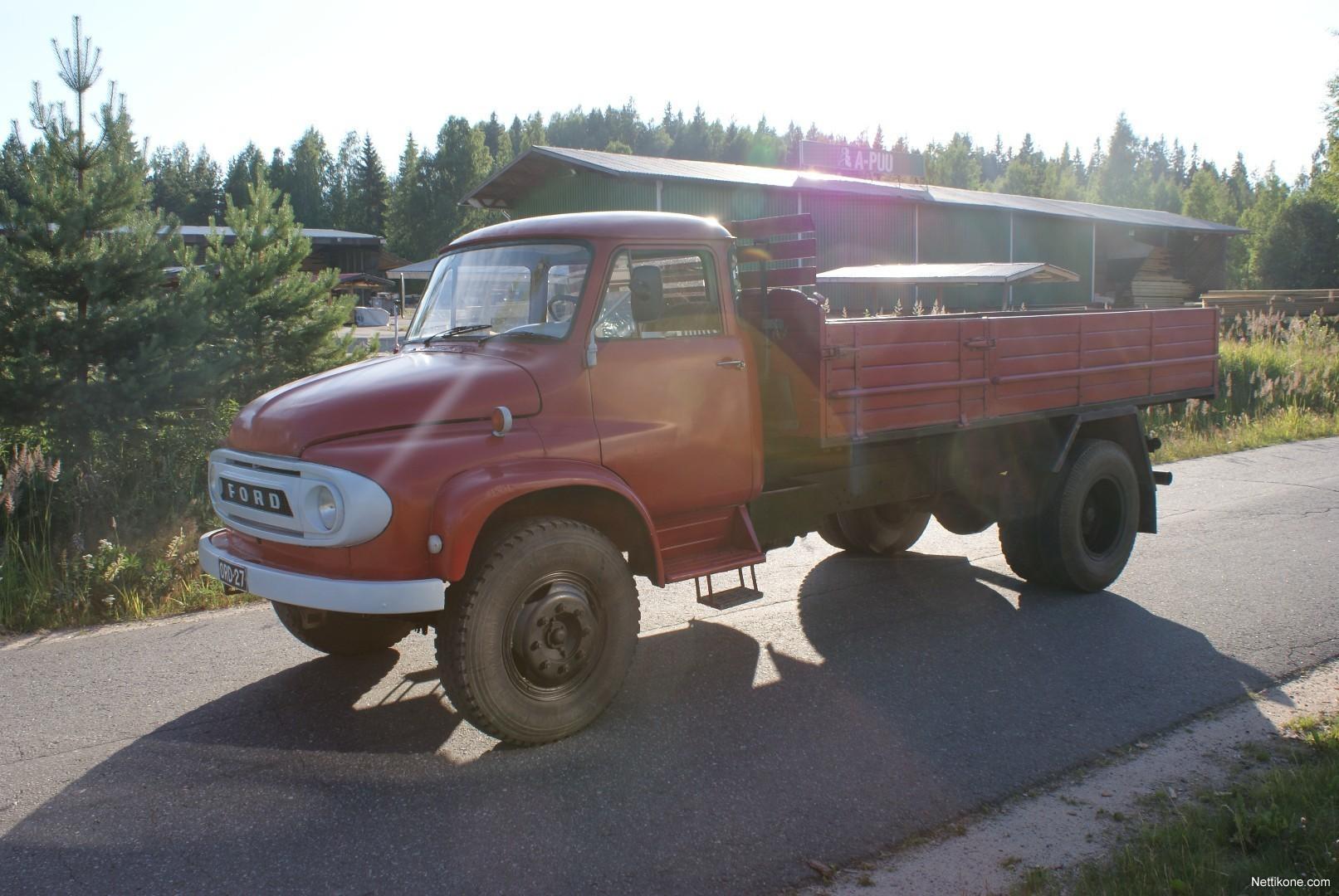 Enlarge image. Trucks-Ford