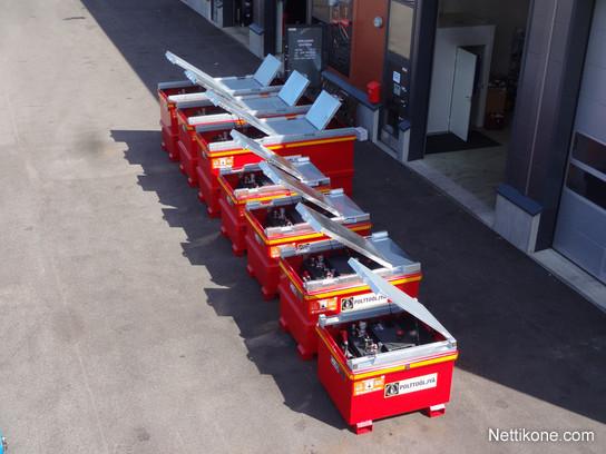 Polttoaineen Kuljetussäiliö