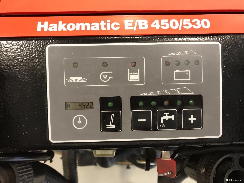 Hako EB 450 530